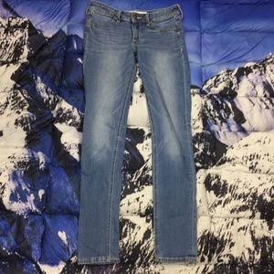 Abercrombie & Fitch Skinny Jeans Size 0r 25x29